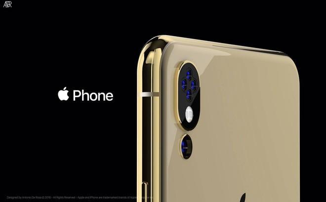 Concept iPhone 2019 với bút cảm ứng, tai thỏ lệch về bên trái và 5 camera - Ảnh 8.