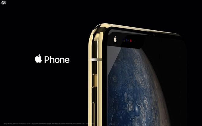Concept iPhone 2019 với bút cảm ứng, tai thỏ lệch về bên trái và 5 camera - Ảnh 6.