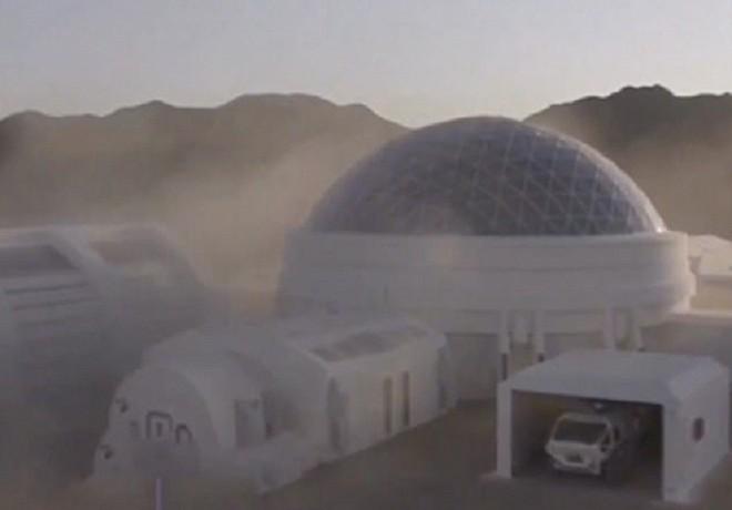 Làm mặt Trăng là chưa đủ, Trung Quốc còn tái tạo cả trạm sao Hỏa hết 1400 tỷ để dân đi du lịch - Ảnh 2.
