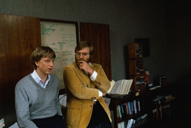 Bill Gates: Paul Allen đã thay đổi cuộc đời tôi như thế đó - Ảnh 4.