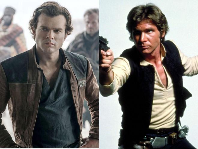 Tài tử thủ vai Han Solo 44 năm trước bước vào phim Solo: A Star Wars Story nhờ deep learning - Ảnh 3.