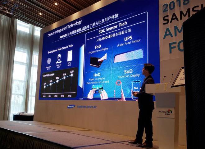 Samsung vừa lặng lẽ giới thiệu tới 4 công nghệ có thể tạo ra smartphone tràn viền 100%, không còn tai thỏ hay khiếm khuyết nào nữa - Ảnh 1.