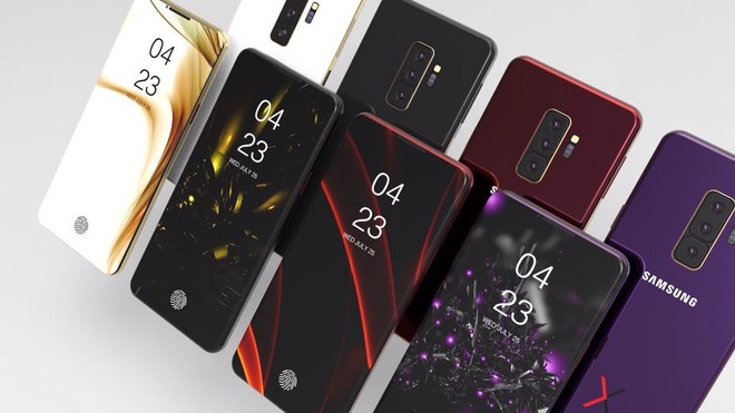 Samsung vừa lặng lẽ giới thiệu tới 4 công nghệ có thể tạo ra smartphone tràn viền 100%, không còn tai thỏ hay khiếm khuyết nào nữa - Ảnh 2.