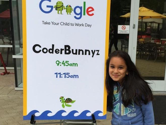 Nữ coder... 10 tuổi này thành công quá, cả Google lẫn Microsoft đều muốn mời về làm việc - Ảnh 2.