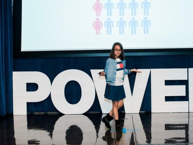 Nữ coder... 10 tuổi này thành công quá, cả Google lẫn Microsoft đều muốn mời về làm việc - Ảnh 4.