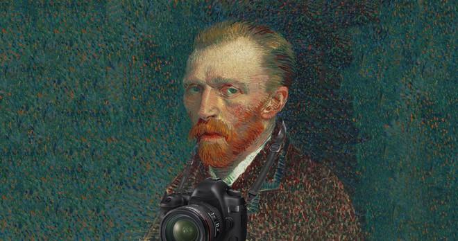 10 bài học để đời của danh họa Van Gogh mà dân chụp ảnh cần khắc cốt ghi tâm - Ảnh 1.