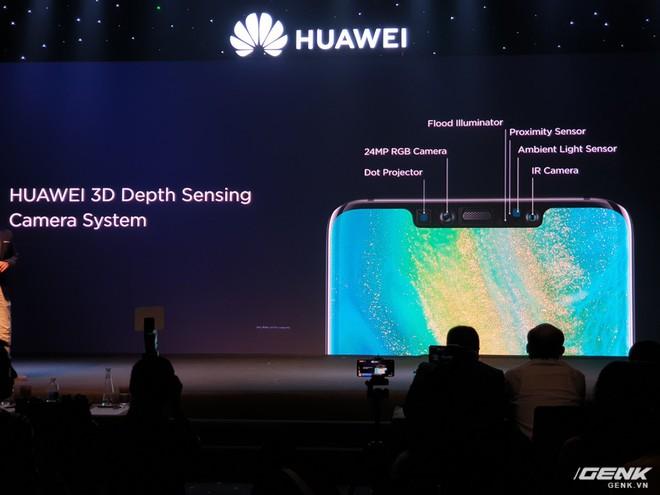 Huawei Mate 20 và Mate 20 Pro chính thức ra mắt tại Việt Nam với mức giá 15,99 và 21,99 triệu đồng - Ảnh 8.