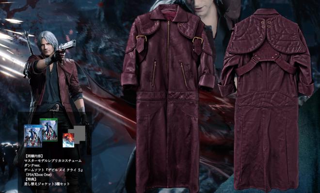 Game Devil May Cry 5 phiên bản giới hạn có giá lên tới... 202 triệu VNĐ - Ảnh 1.