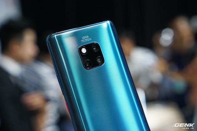 Huawei Mate 20 và Mate 20 Pro chính thức ra mắt tại Việt Nam với mức giá 15,99 và 21,99 triệu đồng - Ảnh 2.