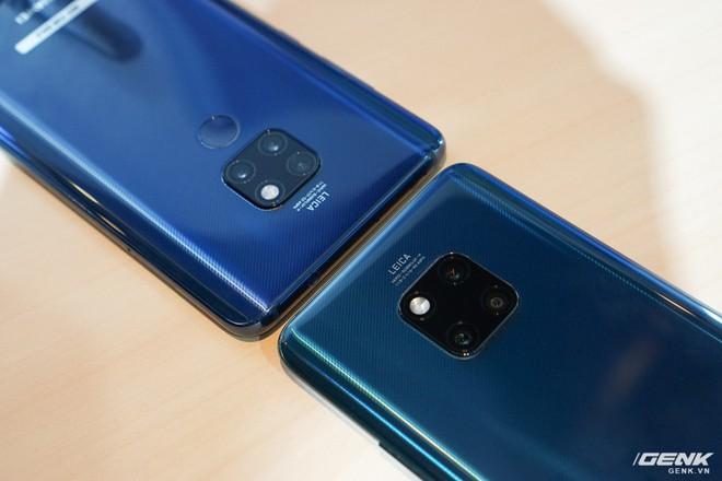Huawei Mate 20 và Mate 20 Pro chính thức ra mắt tại Việt Nam với mức giá 15,99 và 21,99 triệu đồng - Ảnh 11.
