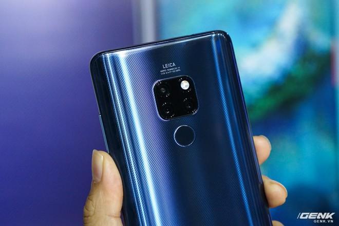 Huawei Mate 20 và Mate 20 Pro chính thức ra mắt tại Việt Nam với mức giá 15,99 và 21,99 triệu đồng - Ảnh 14.