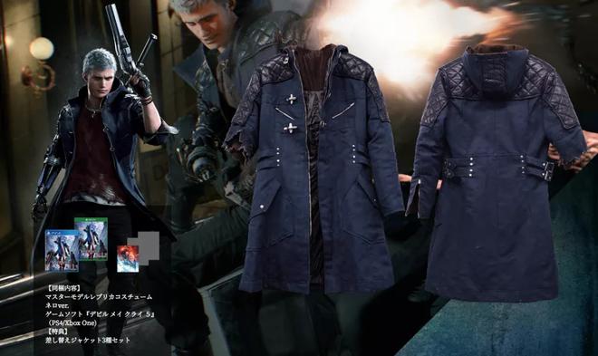 Game Devil May Cry 5 phiên bản giới hạn có giá lên tới... 202 triệu VNĐ - Ảnh 3.