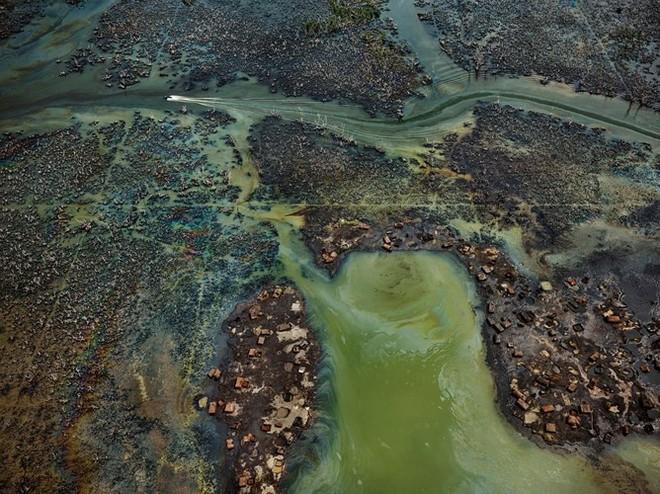 Những bức ảnh Anthropocene: Con người tàn phá Trái đất như thế nào - Ảnh 1.