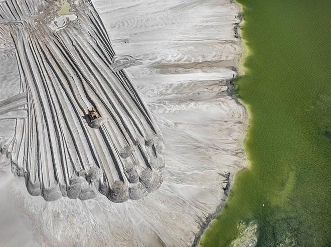 Những bức ảnh Anthropocene: Con người tàn phá Trái đất như thế nào - Ảnh 2.
