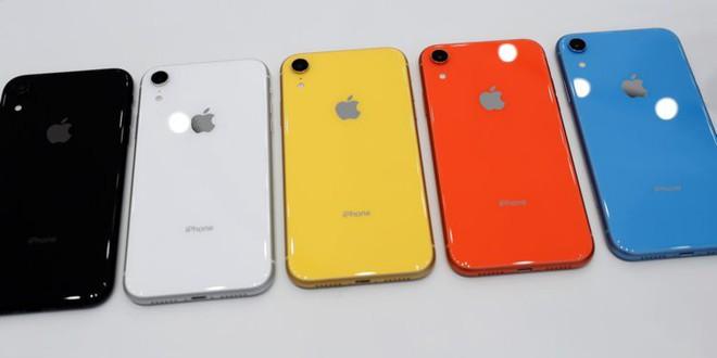 iPhone XR bán chạy tới nỗi không còn hàng giao ngay cho khách đặt trước - Ảnh 1.