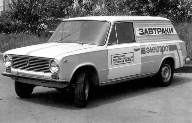 Bạn có biết: xe hơi điện Lada - Tesla của Liên Xô - đã được sản xuất đại trà từ 30 năm trước - Ảnh 1.