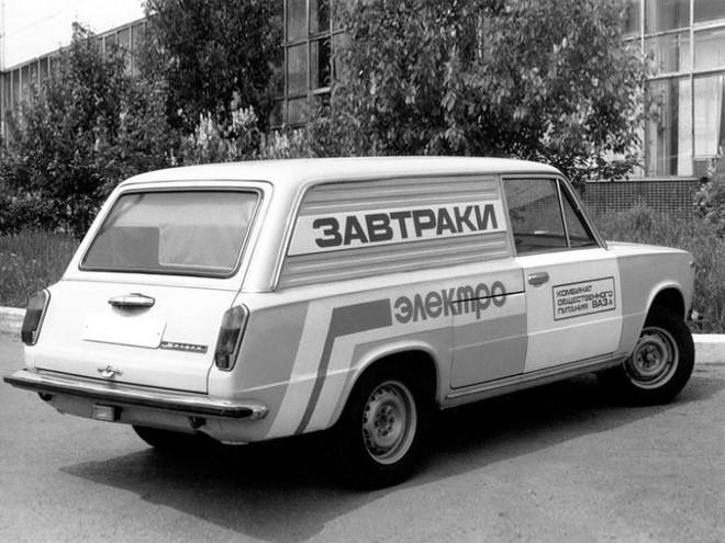Bạn có biết: xe hơi điện Lada - Tesla của Liên Xô - đã được sản xuất đại trà từ 30 năm trước - Ảnh 2.