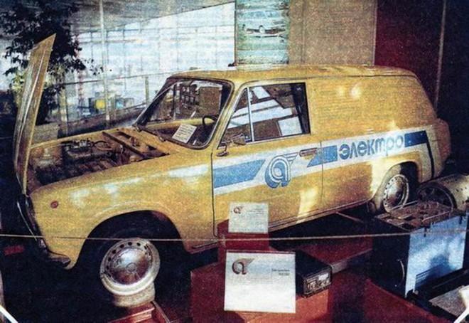 Bạn có biết: xe hơi điện Lada - Tesla của Liên Xô - đã được sản xuất đại trà từ 30 năm trước - Ảnh 4.