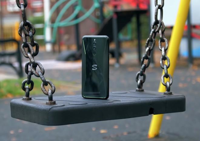 Mở hộp, trên tay smartphone gaming 10GB RAM đầu tiên của Xiaomi Black Shark 2 HELO - Ảnh 11.