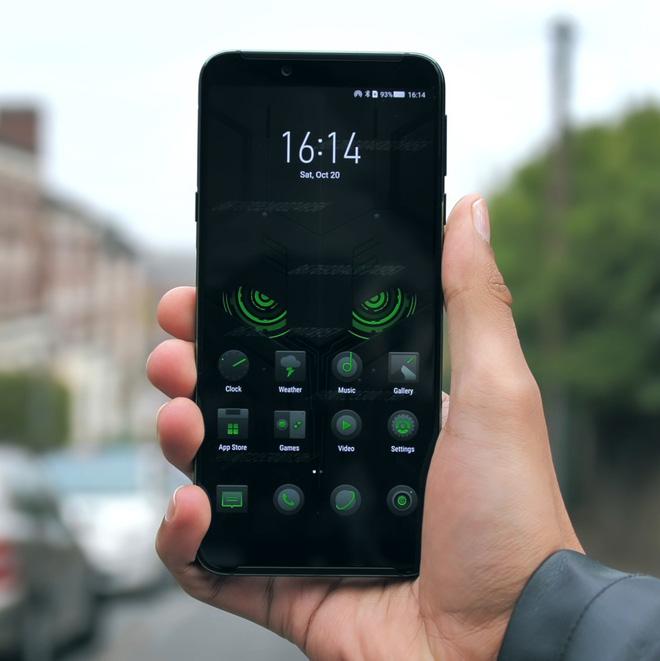 Mở hộp, trên tay smartphone gaming 10GB RAM đầu tiên của Xiaomi Black Shark 2 HELO - Ảnh 18.