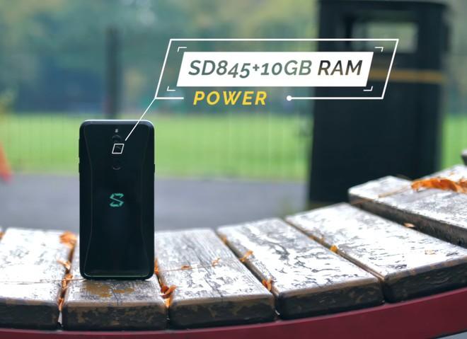 Mở hộp, trên tay smartphone gaming 10GB RAM đầu tiên của Xiaomi Black Shark 2 HELO - Ảnh 28.