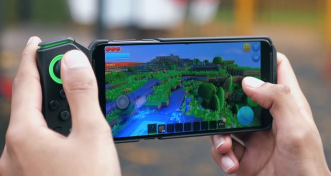 Mở hộp, trên tay smartphone gaming 10GB RAM đầu tiên của Xiaomi Black Shark 2 HELO - Ảnh 29.
