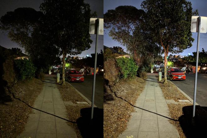 Nâng cấp phần mềm từ Google có thể khiến cho việc chụp ảnh thiếu sáng trở nên không thể tin được như thế này - Ảnh 3.