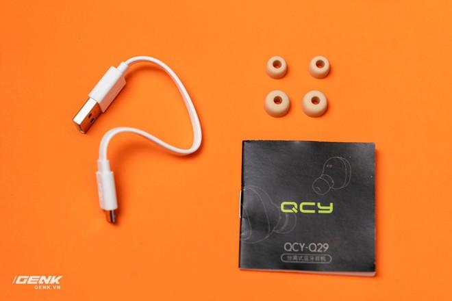 Bỏ ra chỉ 600 ngàn đồng mua cặp tai nghe không dây của Trung Quốc, đáng tiền hay không? - Ảnh 6.