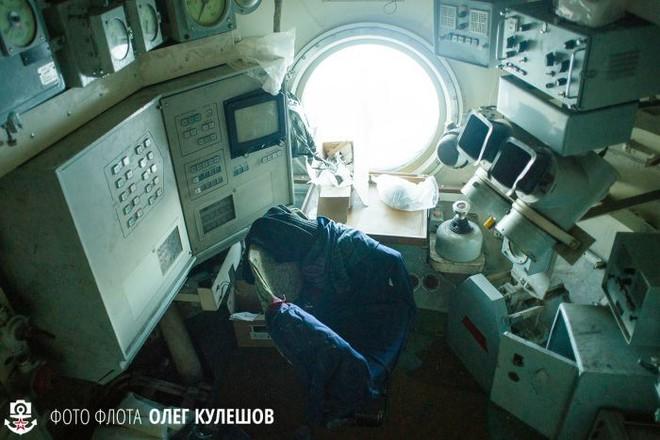 Xót xa số phận chiếc tàu ngầm du lịch đầu tiên của Liên Xô - Ảnh 5.