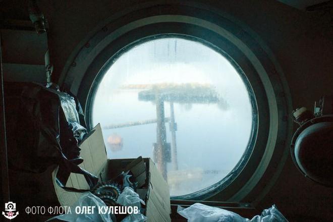 Xót xa số phận chiếc tàu ngầm du lịch đầu tiên của Liên Xô - Ảnh 7.
