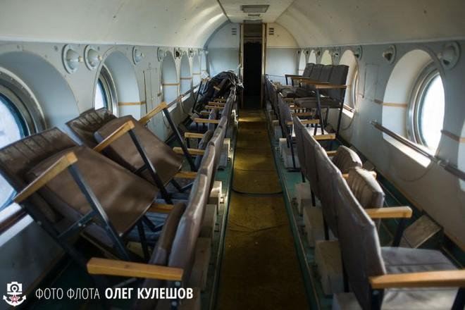 Xót xa số phận chiếc tàu ngầm du lịch đầu tiên của Liên Xô - Ảnh 9.