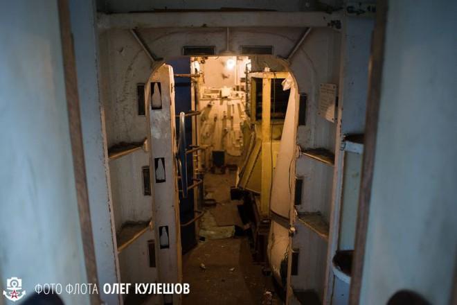 Xót xa số phận chiếc tàu ngầm du lịch đầu tiên của Liên Xô - Ảnh 6.