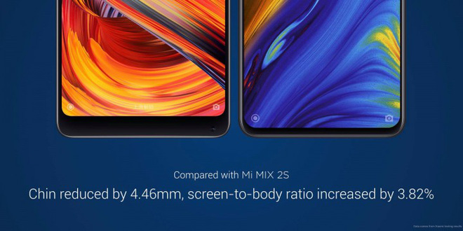 Xiaomi trình làng Mi MIX 3, màn hình chiếm 93,4% mặt trước, thiết kế trượt thủ công bằng nam châm, bản đặc biệt 10 GB RAM giá 16,7 triệu - Ảnh 4.
