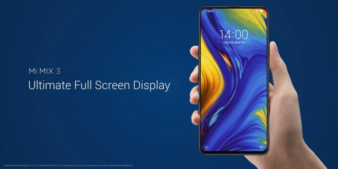Xiaomi trình làng Mi MIX 3, màn hình chiếm 93,4% mặt trước, thiết kế trượt thủ công bằng nam châm, bản đặc biệt 10 GB RAM giá 16,7 triệu - Ảnh 3.