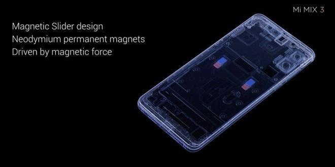Xiaomi trình làng Mi MIX 3, màn hình chiếm 93,4% mặt trước, thiết kế trượt thủ công bằng nam châm, bản đặc biệt 10 GB RAM giá 16,7 triệu - Ảnh 6.
