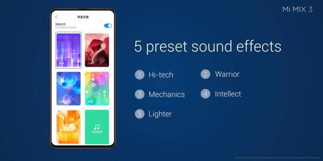 Xiaomi trình làng Mi MIX 3, màn hình chiếm 93,4% mặt trước, thiết kế trượt thủ công bằng nam châm, bản đặc biệt 10 GB RAM giá 16,7 triệu - Ảnh 8.