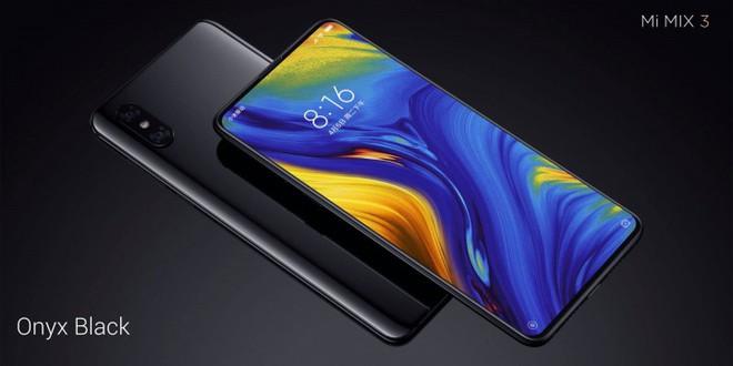 Xiaomi trình làng Mi MIX 3, màn hình chiếm 93,4% mặt trước, thiết kế trượt thủ công bằng nam châm, bản đặc biệt 10 GB RAM giá 16,7 triệu - Ảnh 14.