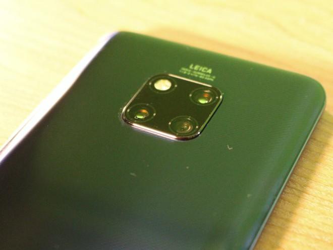 The Verge: Huawei Mate 20 Pro có 3 camera khủng, nhưng lại cho ra những bức ảnh gặp quá nhiều vấn đề - Ảnh 1.