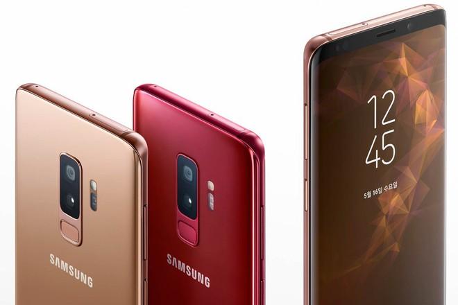 Samsung Galaxy S10 sẽ có tới 6 màu sắc khác nhau, có cả màu xanh lá cây - Ảnh 1.