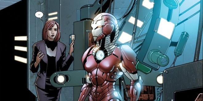 Giả thuyết mới về Avengers 4: Chìa khóa đánh bại Thanos nằm trong tủ đồ... Tony Stark? - Ảnh 4.