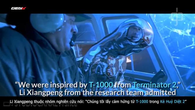 Trung Quốc: Các nhà khoa học đã tạo ra robot lỏng như trong phim Kẻ Hủy Diệt - Ảnh 3.