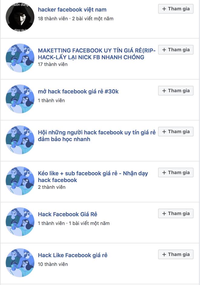 Hacker hoạt động trắng trợn, tấn công liên tiếp nhiều Facebook của người nổi tiếng: Có bị xử lý theo luật hình sự? - Ảnh 2.