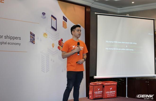 Dịch vụ giao hàng Lalamove gia nhập thị trường Hà Nội, không muốn cạnh tranh về giá với Grab - Ảnh 2.
