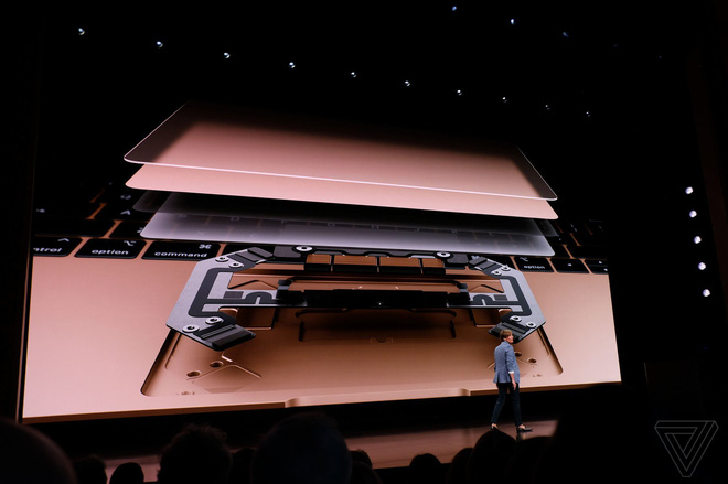 Apple ra mắt MacBook Air mới: Màn hình Retina, cảm biến vân tay Touch ID, 2 cổng USB-C, giá từ 1199 USD - Ảnh 5.