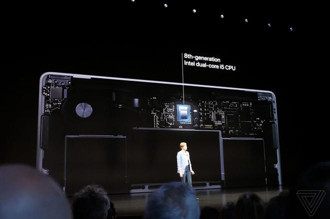 Apple ra mắt MacBook Air mới: Màn hình Retina, cảm biến vân tay Touch ID, 2 cổng USB-C, giá từ 1199 USD - Ảnh 8.