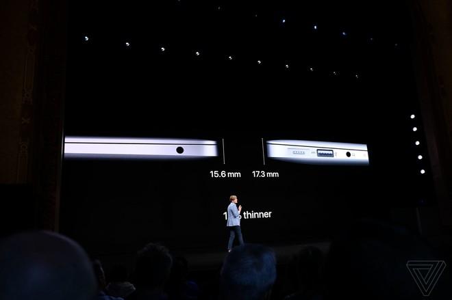 Apple ra mắt MacBook Air mới: Màn hình Retina, cảm biến vân tay Touch ID, 2 cổng USB-C, giá từ 1199 USD - Ảnh 9.