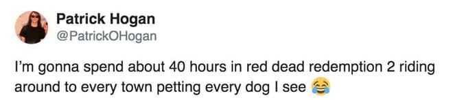 Nếu làm hại một chú chó trong Red Dead Redemption 2, cả làng sẽ trở thành John Wick và truy đuổi bạn - Ảnh 4.