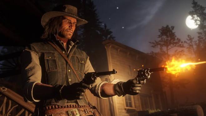 Nếu làm hại một chú chó trong Red Dead Redemption 2, cả làng sẽ trở thành John Wick và truy đuổi bạn - Ảnh 2.