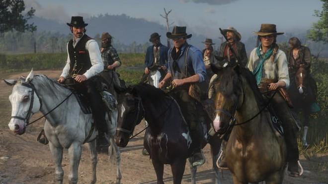 Nếu làm hại một chú chó trong Red Dead Redemption 2, cả làng sẽ trở thành John Wick và truy đuổi bạn - Ảnh 3.