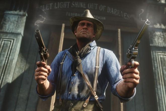 Tin vui: Dòng code bí mật trong Red Dead Redemption 2 gợi ý siêu phẩm này có thể sẽ xuất hiện trên PC - Ảnh 1.